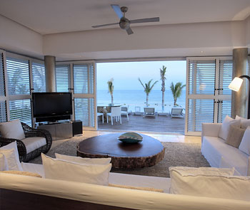 Beach Front Presidential Suite